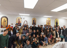 HS & College Thanksgiving Dinner 2017