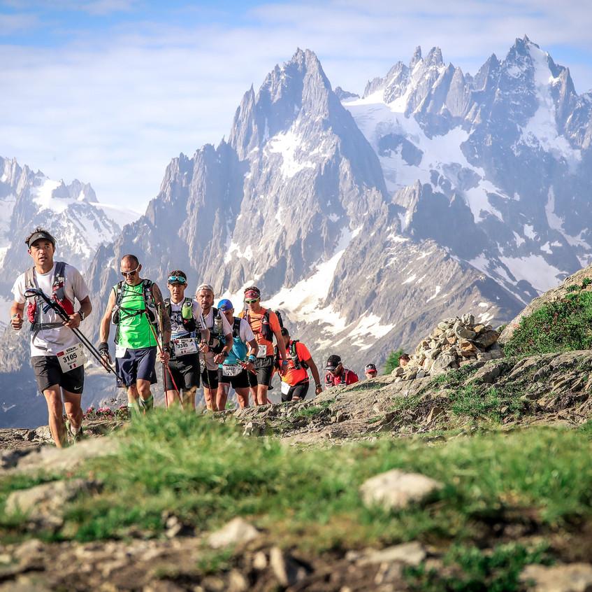 Le Marathon du Mont-Blanc 2018