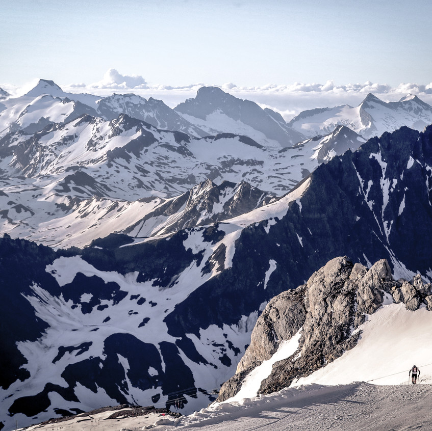 Hight trail Vanoise 2018