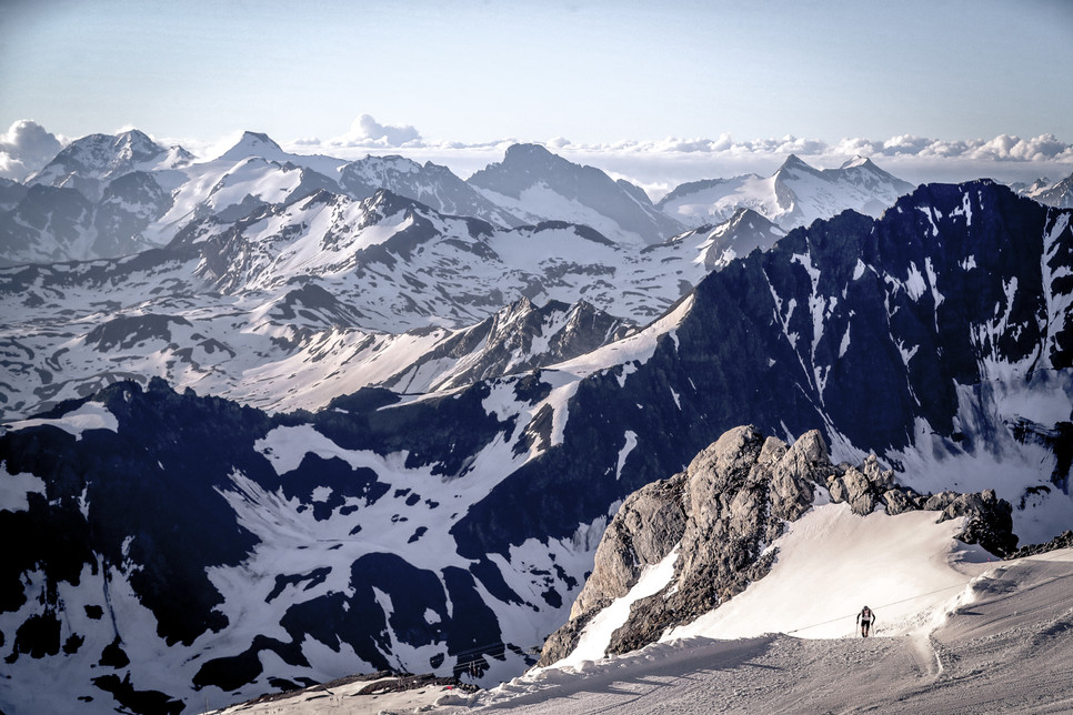 Demain retour sur le hight trail Vanoise