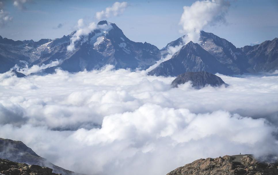 Le pic de l'Alpe, atteindre le sommet !!