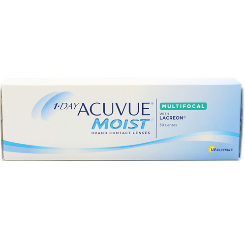 1-DAY ACUVUE® MOIST® for MULTIFOCAL (MINUS POWER)