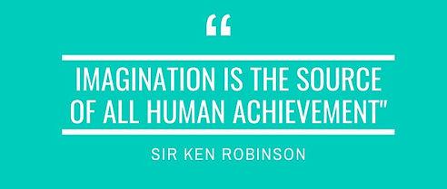 Quote Sir Ken Robinson