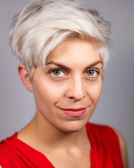 Linn Johansson Headshot