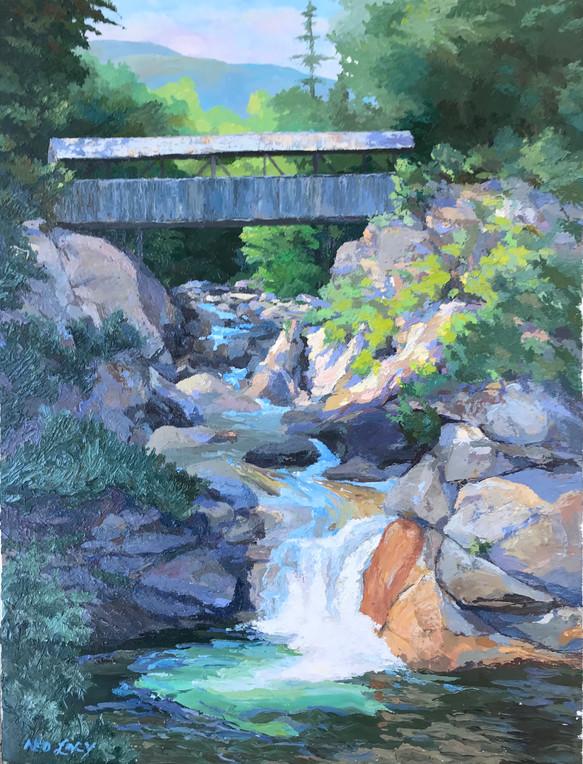 27. Mountain Stream