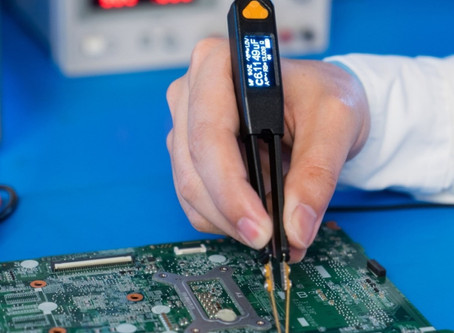 How to Use an LCR Pro1 LCR Meter for In-Circuit Testing