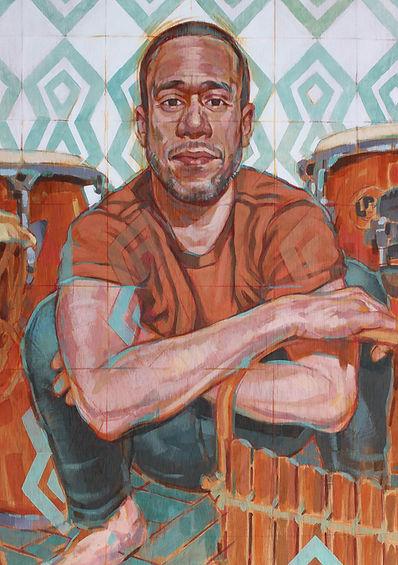 Portrait  -  Daniel Ellis