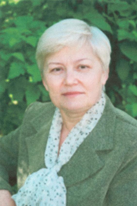 Горнушенкова Лариса Ивановна,