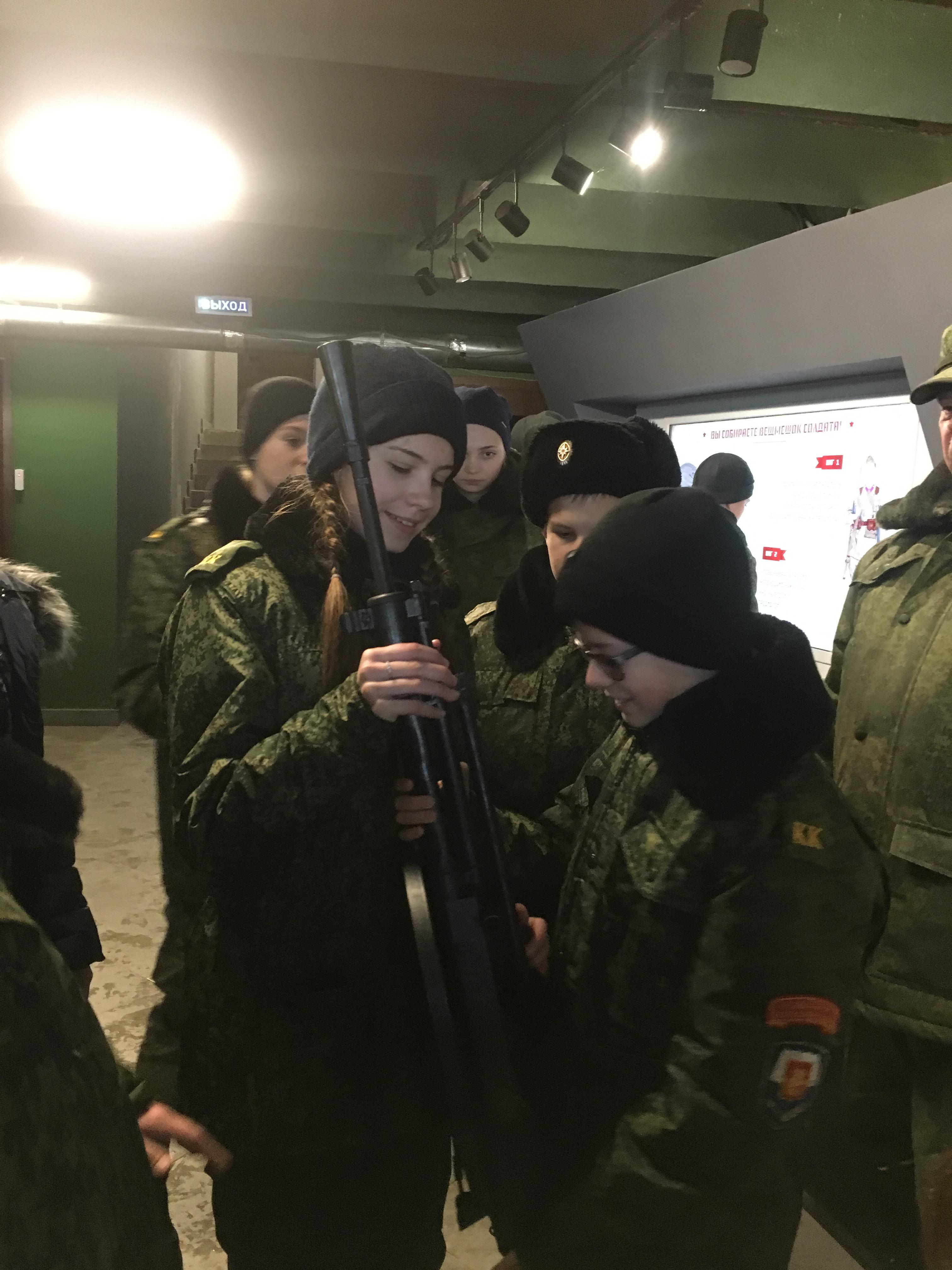 марш памяти 2018-2019 уч.г