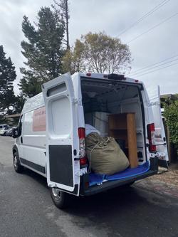 Van for Movers