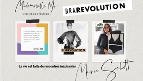 [Rencontre Inspirante] Marie Schott : la révolution est enclenchée pour l'essor de la néo-lingerie.
