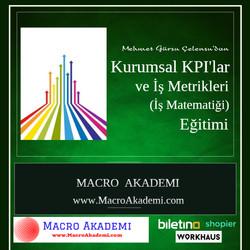 Kurumsal KPI'lar ve İş Metrikleri