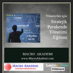 Stratejik Perakende Yönetimi Eğitimi