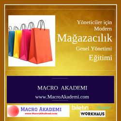 Modern Mağazacılık Genel Yönetimi