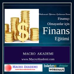 Finansçı Olamayanlar için Finans