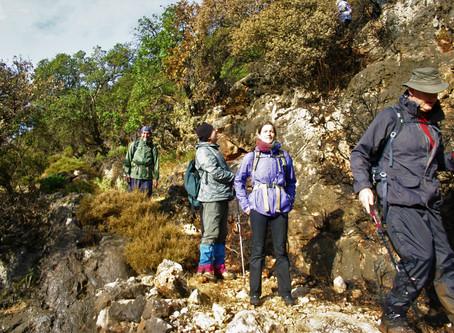 Hoyran - Istlada- Simena. A New Spur on the Lycian Way!