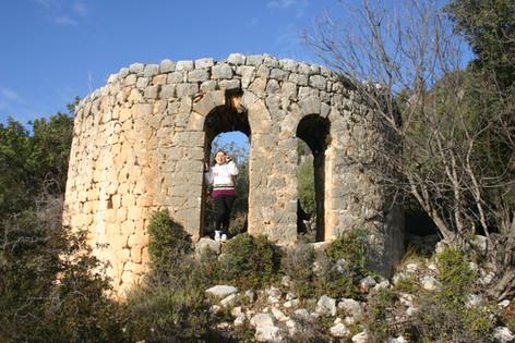 The church at Istlada