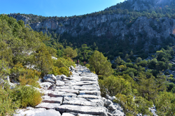 Ancient Road to Adada on Pilgrimage