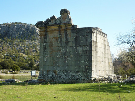 Temple of Emperors and Zeus Megistos Serapis