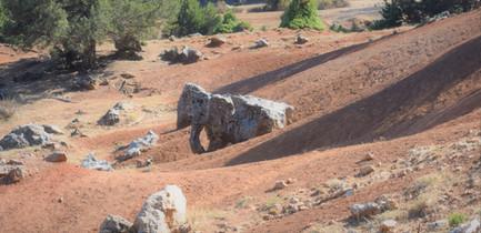 Elephant Rock on Saint Paul Walk