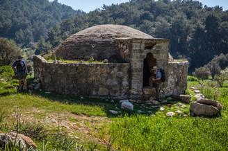 Ottoman Cistern at Bogazici