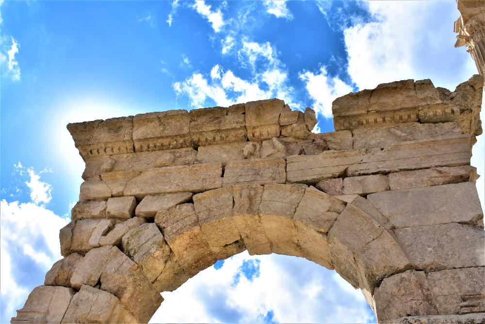 Remains at Sagalassos