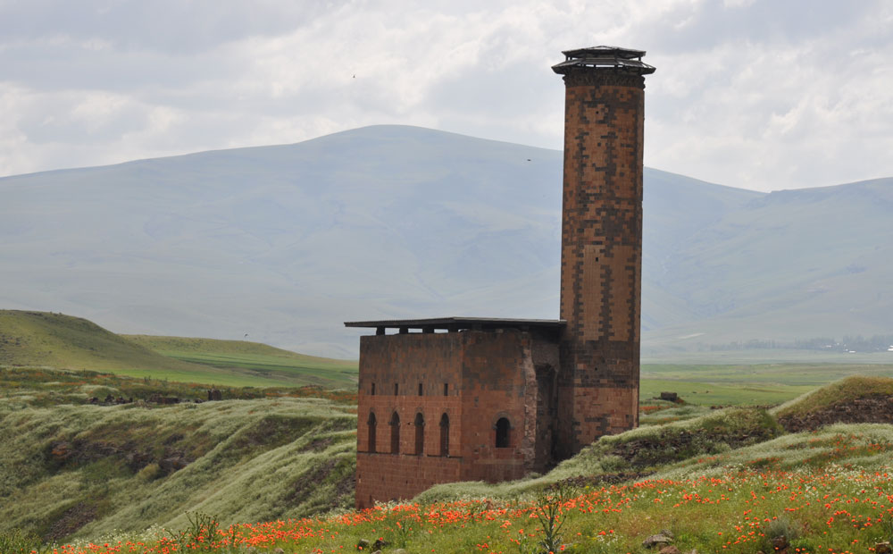 Ani Mosque on UNESCO site tour