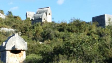 Tombs of Simena