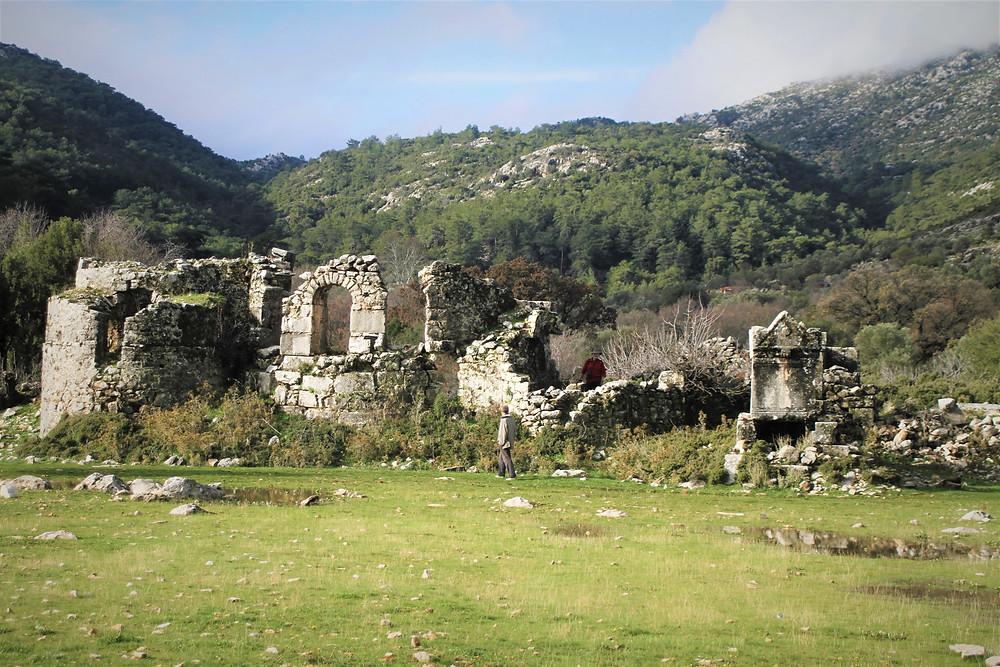 Sidyma Basilica.