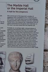 Hallo Of the Emperors at Sagalassos