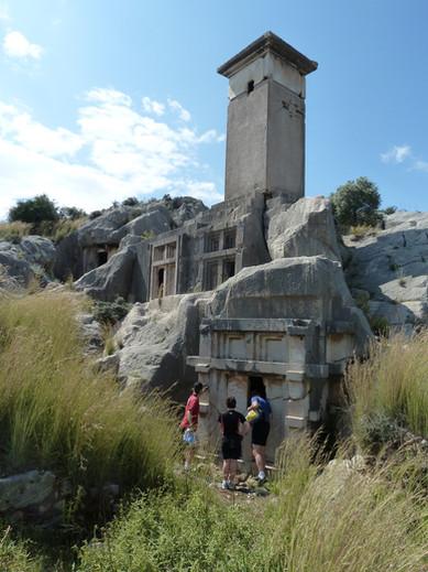 Pillar Tombs of Xanthos