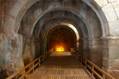 The Roman cisterns of Andrike