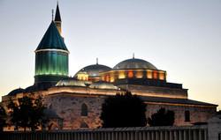 The Tomb of Mevlana Rumi UNESCO list