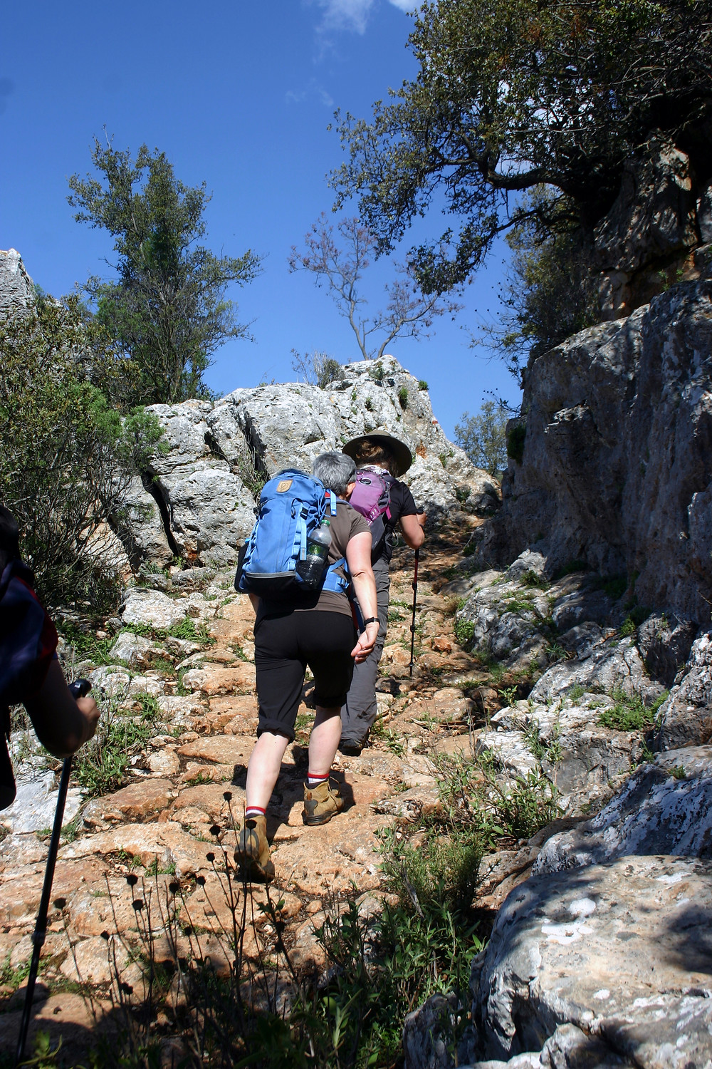 The Lycian Way above Kas