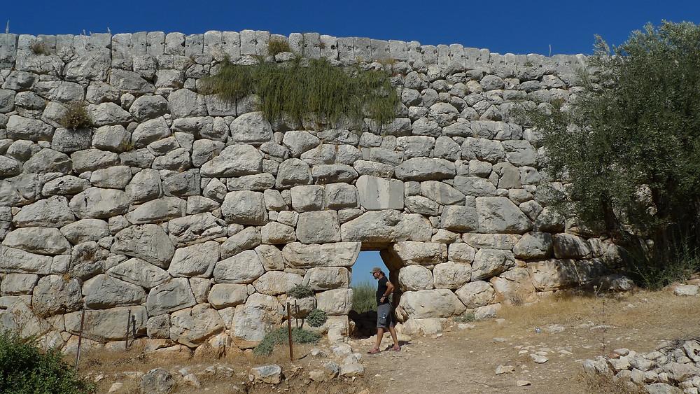 Polygonic Masonary of the Patara Aqueduct