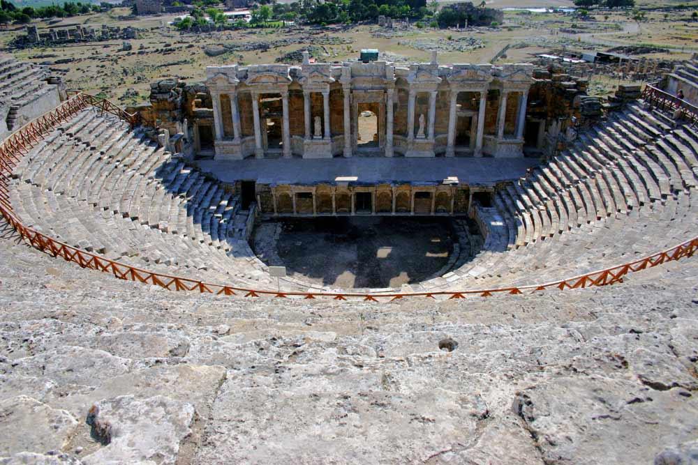 UNESCO site of Hierapolis tour