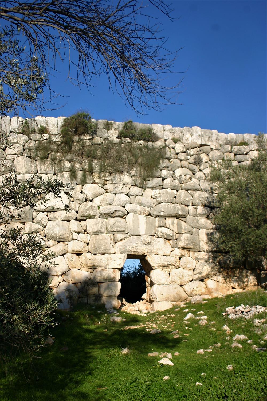 Delikkemer Lycian siphon aqueduct
