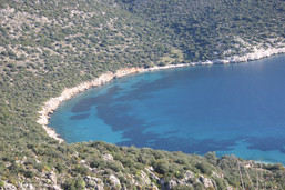 The Turquoise of Firnaz bay