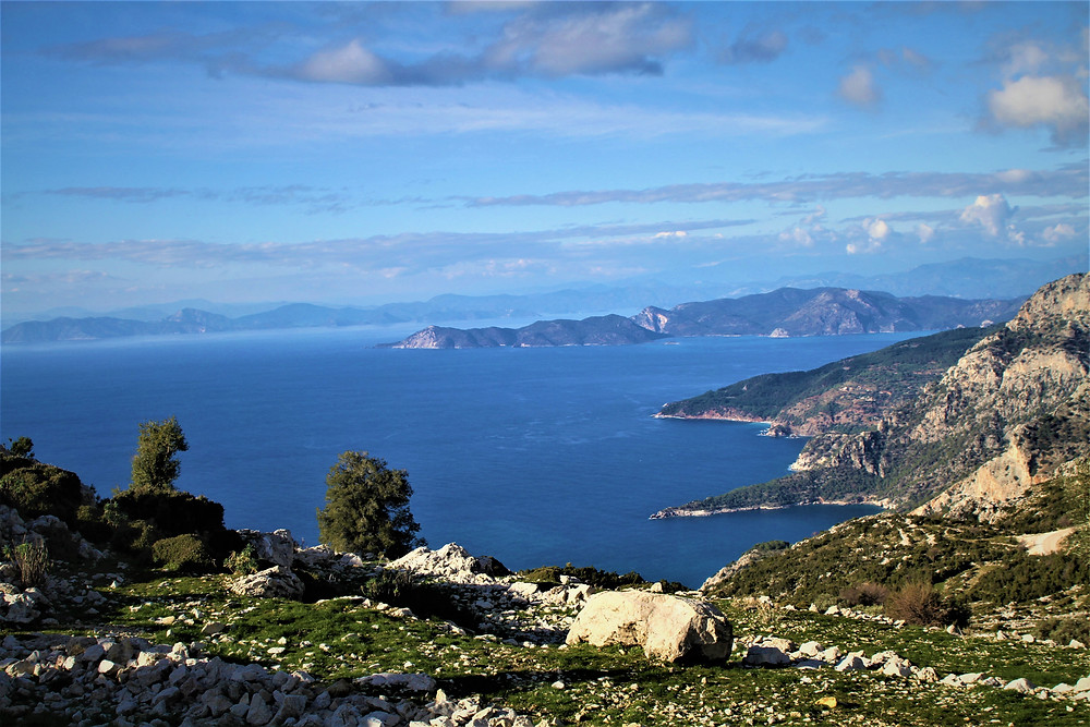 the seven capes of the Lycian coast