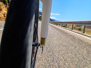 Biking on the Turquoise Coast of Turkey