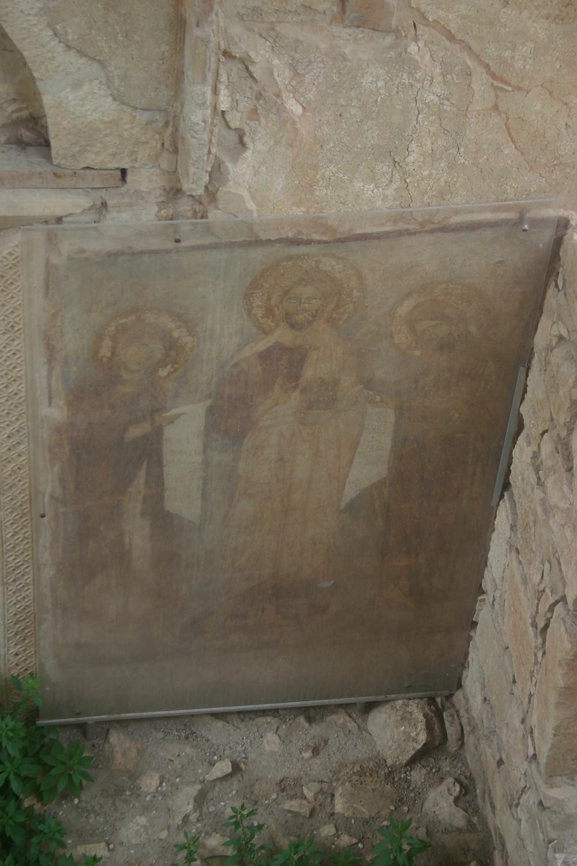 Fresco of Mud Church of Myra