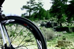likya yolunda dağ bisikleti