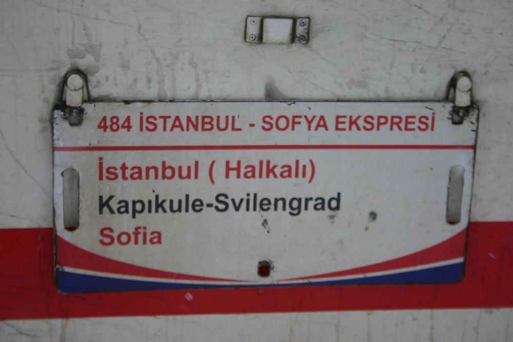 The Bosphorus Express