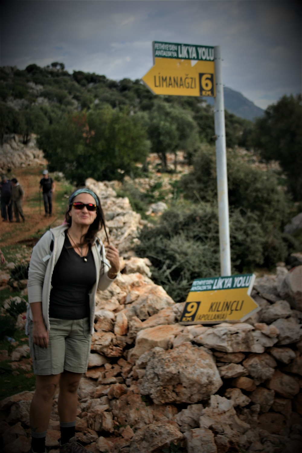 A Guide on the Lycian way