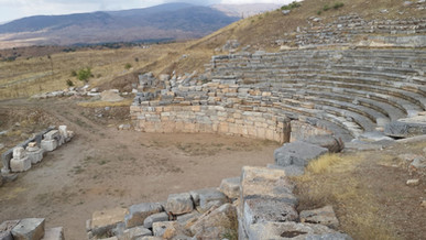 Theatre -  Antioch ad Pisidiam - Thanks to the Beltons