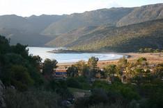 The site of Andriake Beach