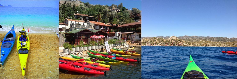 Kayaking in turkey kayak rental