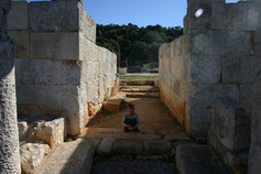 The Agora of  Andriake