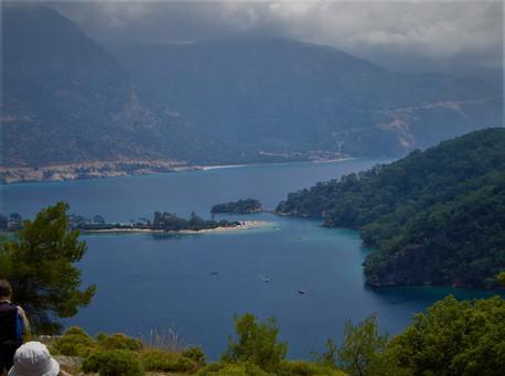 The Lagoon Of Oludeniz