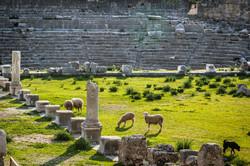 Xanthos, Eski Likya Başkenti